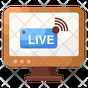 Live News E News Online News Icon