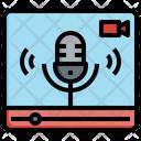 Live Podcast Icon