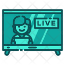 Live Program News Program News Icon