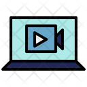 Live Stream Livestream Video Icon