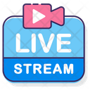 Mlive Stream Live Stream Live Video Icon