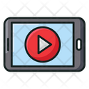 Video Streaming Media Player Video Player Icon