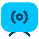 Live Stream Live Live Streaming Icon