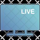 Live Tv Tv Television Icon