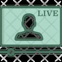 Live User Icon