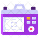 Live View Camera Polaroid Icon
