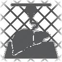 D Bioprinting Technology Icon