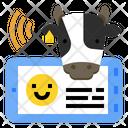 Livestock Monitoring Livestock Farming Iot Cattle Health Animal Behaviour Heat Stress Icon