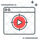 Ilivestream Livestream Live Streaming Icon