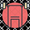 Liveup Bench Gym Icon