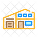 Living House Color Icon