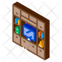 Computer Workplace Business Icon