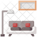 Furniture Living Room Icon