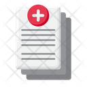 Living Will Living Note Medical Note Icon