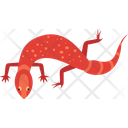 Lizard Reptile Wildlife Icon