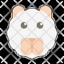 Llama Alpaca Animal Icon
