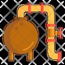 Lng Storage Icon
