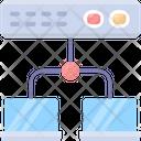 Load Balancing Icon