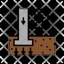 Load Column Color Icon