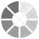 Loaders Round Grayscale Icon