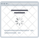 Loading Processing Working Icon