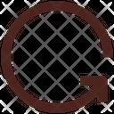 Loading Processing Process Icon