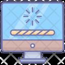Loading Wait Time Icon