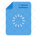 Loading Archive Interface Icon