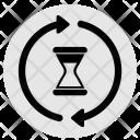 Loading Time Wait Icon