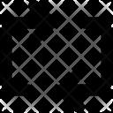 Loading Arrows Refresh Icon