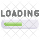 Loading Bar Icon