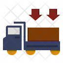 Truck Packing Transport Icon