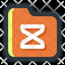 Loading Folder Loading Process Icon