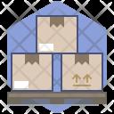 Loading parcel Icon