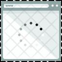 Loading Webpage Window Icon