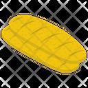 Loaf Baguette Bread Loaf Icon