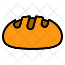 Loaf Bread Icon
