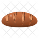 Bread Bakery Item Loaf Bread Icon