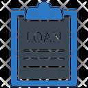 Loan Clipboard Project Icon