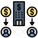 Loan Bank Borrow Icon