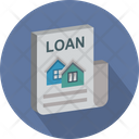 Loan Loan Application Loan Paper Icon