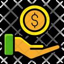 Loan Funding Borrowing Icon
