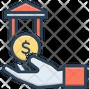 Loan Borrow Money Icon