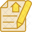 Loan Agreement Application Icon