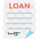 Loan Mortgage Application Icon