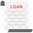 Loan Application Loan Banking Icon