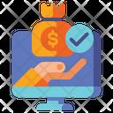 Loan Application Status Icon