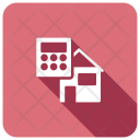 Calculation Loan Office Icon