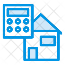 Loan Calculation Office Icon