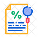 Loan Documentation Icon